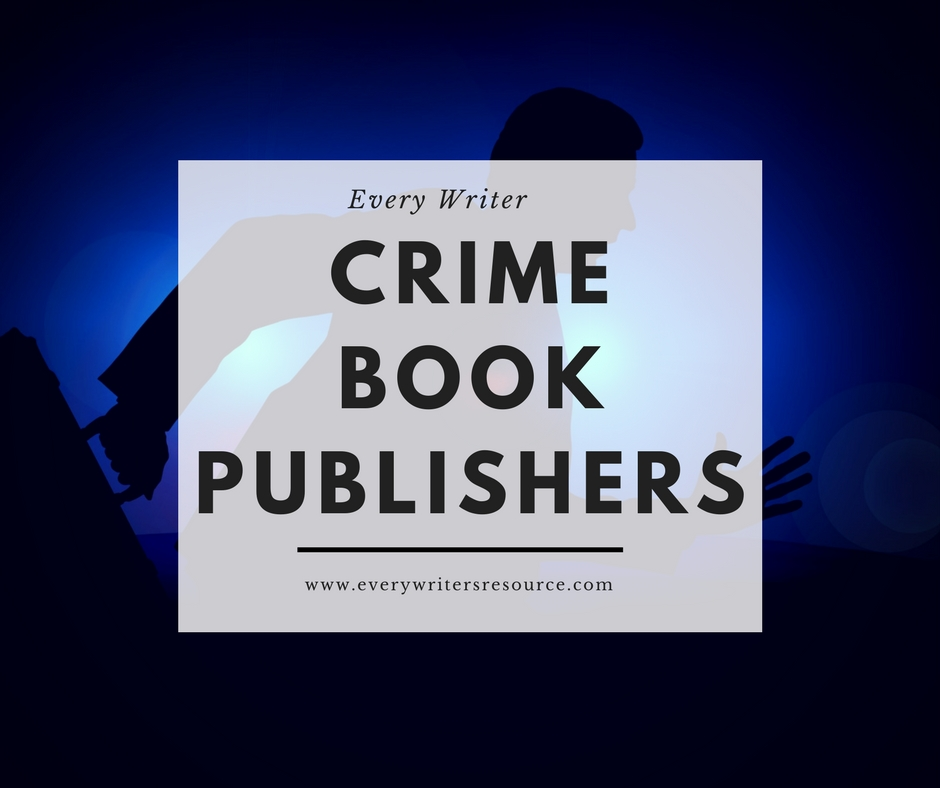 Crime Book Publishers