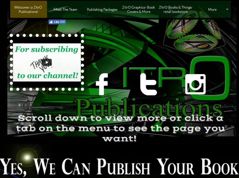 ZitrO Publications