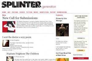The Splinter Generation
