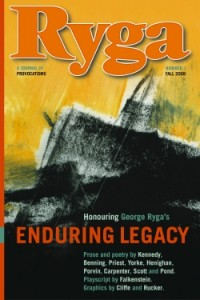 Ryga: A Journal of Provocations
