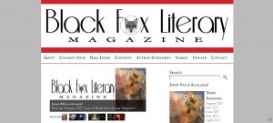 The Black Fox Literary Magazine