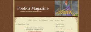 Poetica Magazine, Reflections of Jewish Thought