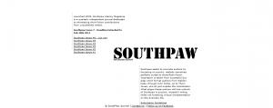Southpaw Literary Journal