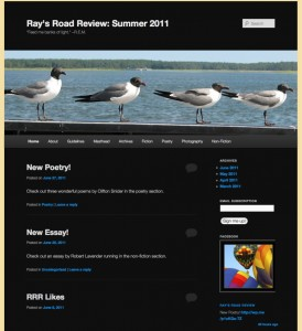 Ray's Road Review