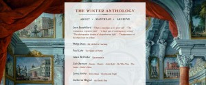 The Winter Anthology