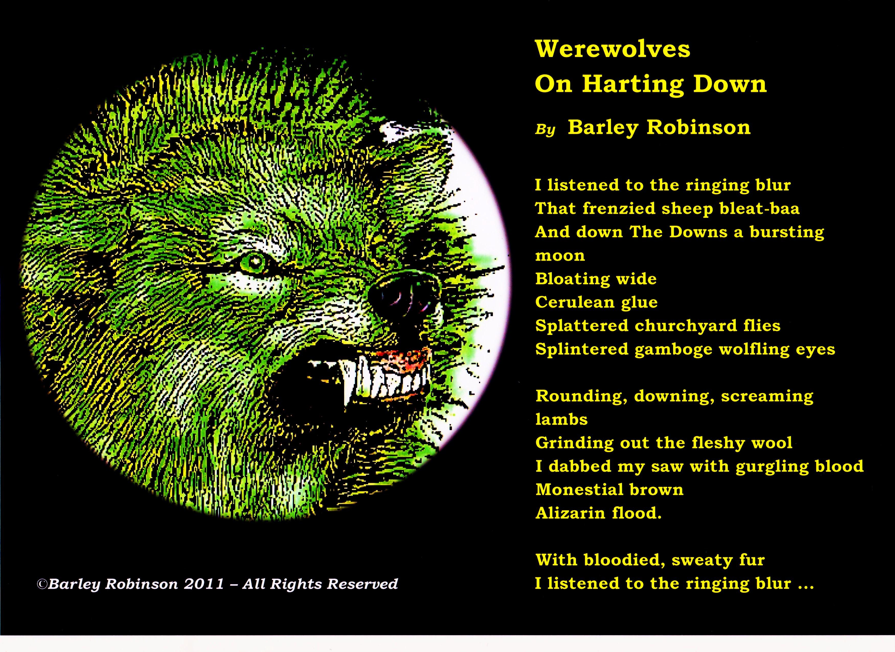 The Poetry Box Horror & Dark Poetry Magazine