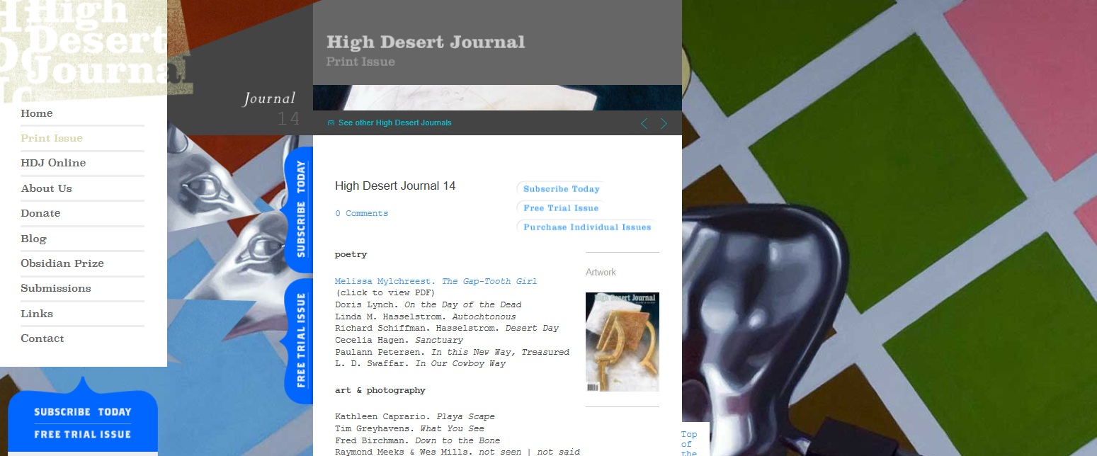 High Desert Journal