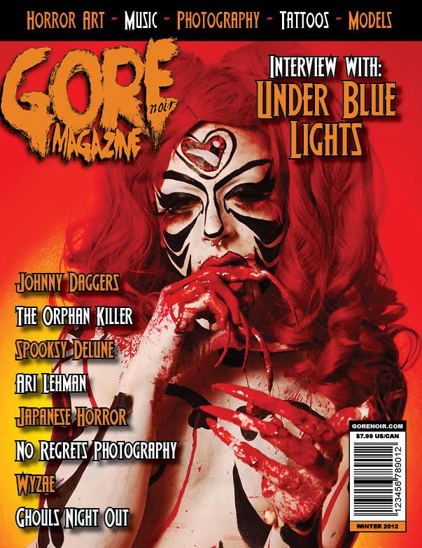 Gore Noir Magazine