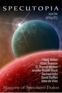 Specutopia – Magazine of Speculative Fiction