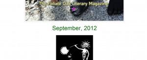 Foliate Oak Literary Magazine
