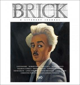 Brick, A Literary Journal