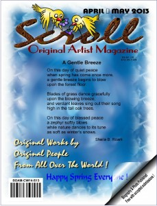 Scroll Original Artist Magazine