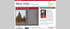 MUSE INDIA, the literary eJournal