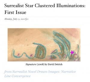 Surrealist Star Clustered Illuminations