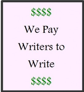 Get paid to Write for Writing Sense