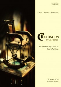 Coldnoon: Travel Poetics (International Journal of Travel Writing)