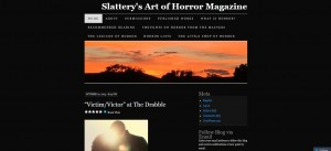 Slattery's Art of Horror Magazine