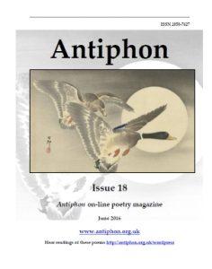 Antiphon poetry magazine
