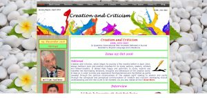 Creation and Criticism