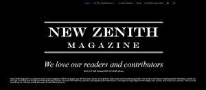 New Zenith Magazine