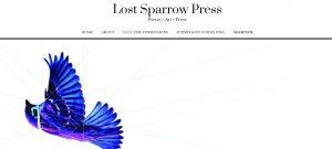 Lost Sparrow Press