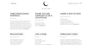 The Lune Quarterly