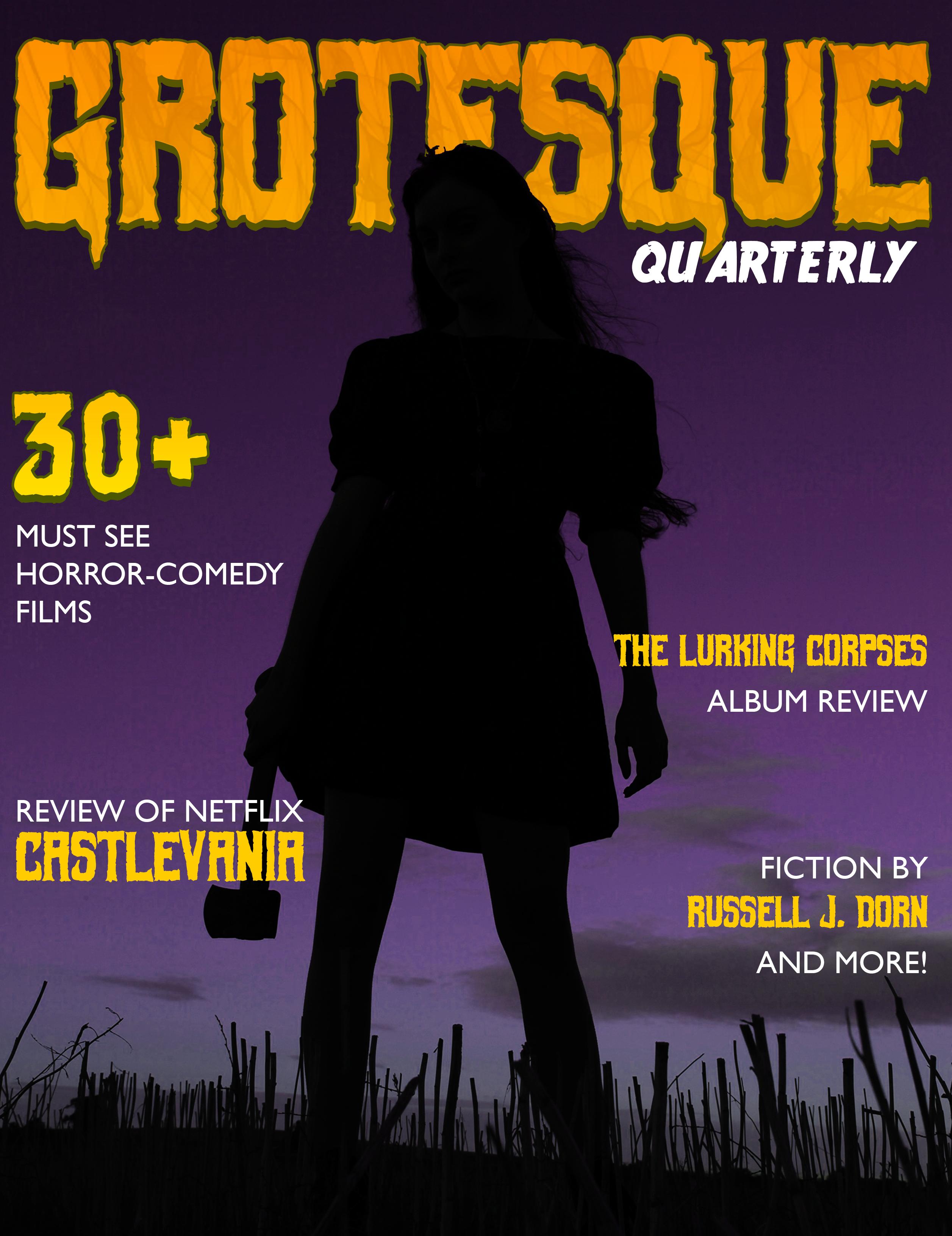 Grotesque Magazine
