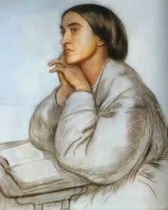 When I am dead by Christina Rossetti