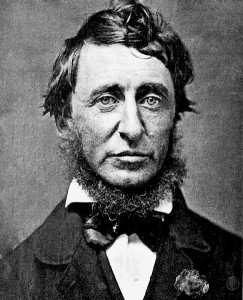 Mist by Henry David Thoreau