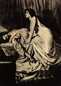 THE VAMPIRE by Rudyard Kipling
