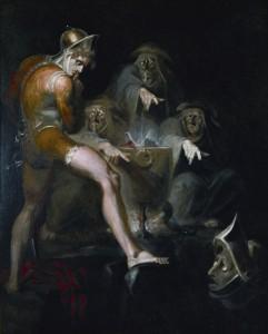 Macbeth (ACT IV. SCENE I.) by William shakespeare