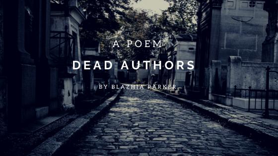 dead authors