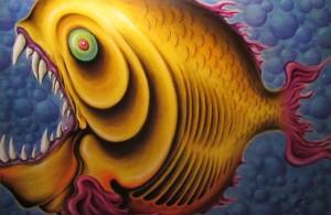 Goldfish by Brian Wake