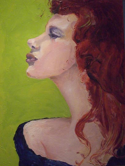 red-on-green-by-Lynda-Warne-24-X-18-oil-2012