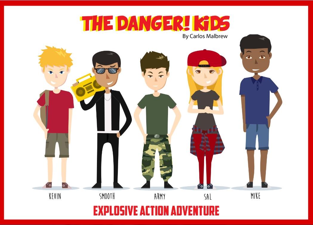 the danger kids