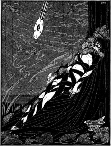 THE PIT AND THE PENDULUM by Edgar Allen Poe