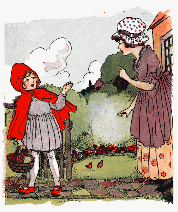 stereotypes in the little red riding Little red riding hood - impact of context on representation how does context impact on the values and attitudes present in the text - little red riding hood.