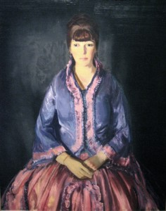 The Purple Dress by O. Henry