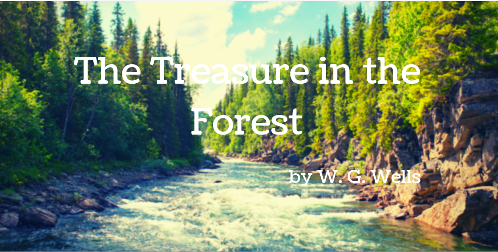 the treasure in the forest by hg wells