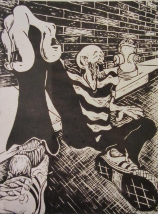Yawn by Jim Sholes