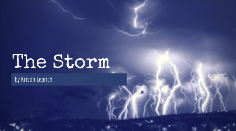 Story: The Storm by Kristin Leprich