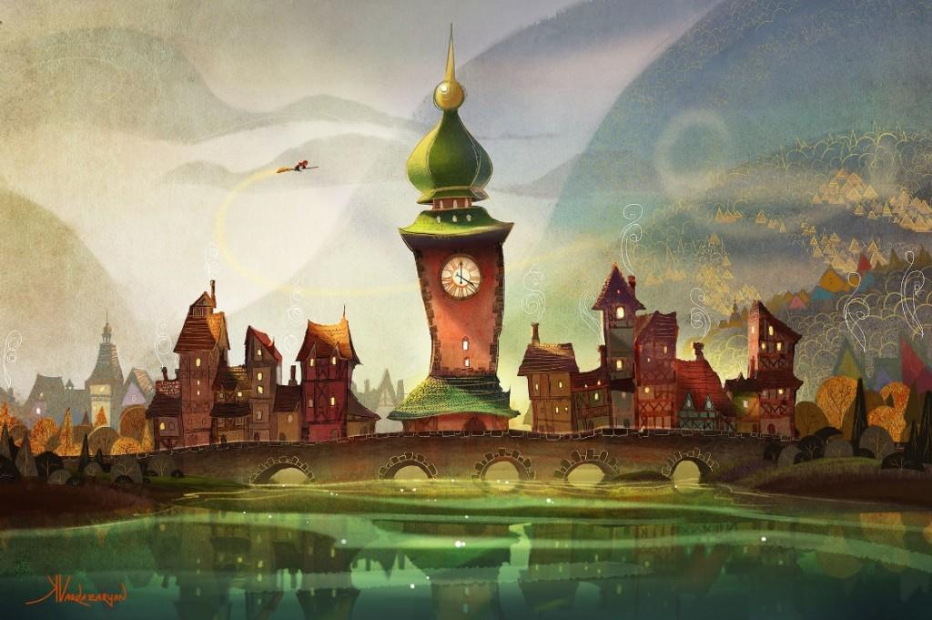 Art by Kristina Vardazaryan