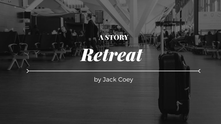 Retreat by Jack Coey