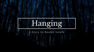 Hanging by Beaton Galafa