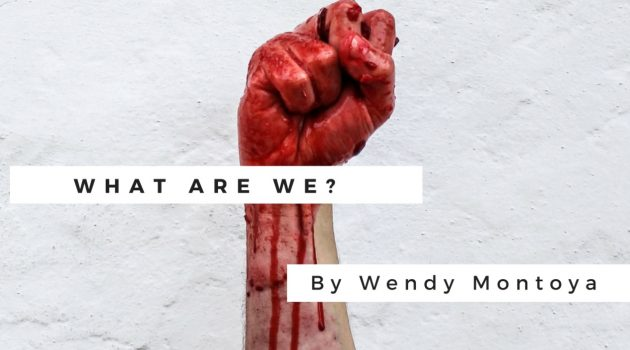 What are We? By Wendy Montoya