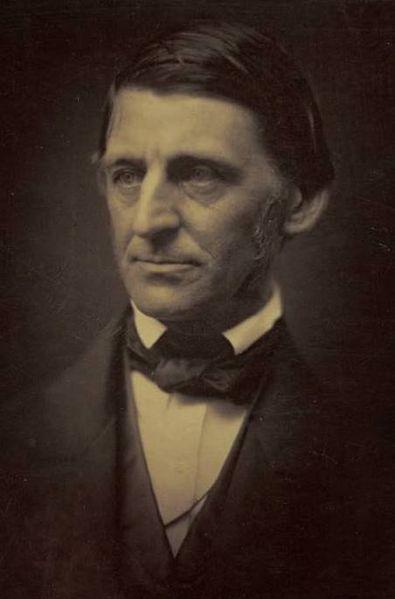 Ralph Waldo EmersonTHE POET