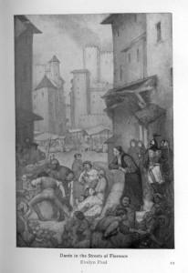 Dante, the Divine Poet by Alice Birkhead