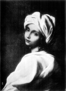 Percy Bysshe Shelly on Beatrice Cenci by Guido Reni