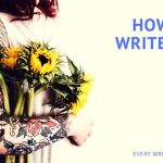 How to Write a Writer's Bio