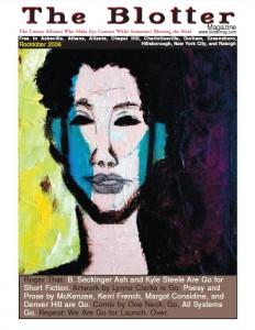 Lit Mag: The Blotter Magazine
